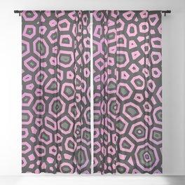 Experimental pattern 28 Sheer Curtain