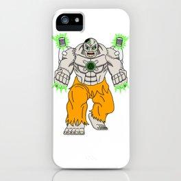 Frankenstein 2.0 iPhone Case