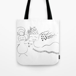 Love in all forms Tote Bag