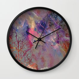 FROM FIRE TO DESIRE Wall Clock