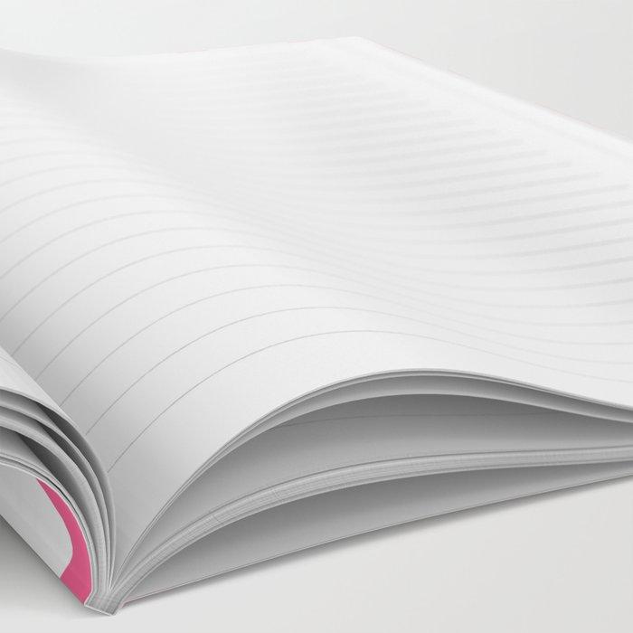 Mei the Strawberry Rabbit Notebook