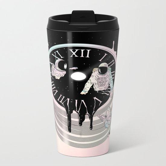Immersed in Time Metal Travel Mug