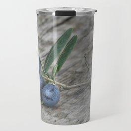 Olive Still Life Travel Mug