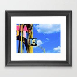 Andy's Bridge Framed Art Print