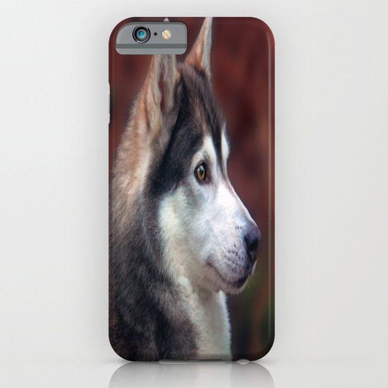 brown eyes iPhone & iPod Case