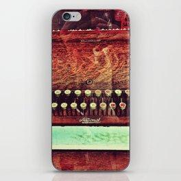 Economic Spirit iPhone Skin