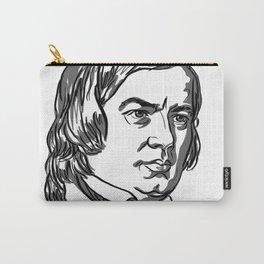 Robert Schumann composer portrait Carry-All Pouch