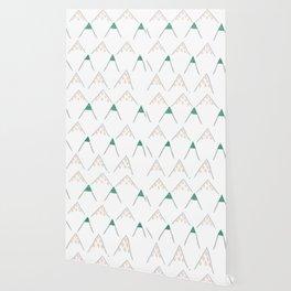 Jewel Mountains Wallpaper