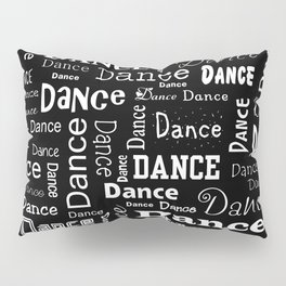 Just Dance! Pillow Sham