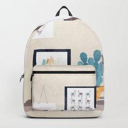 Wall Decor Frames Backpack