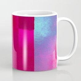 Broken Square (Abstract Allegory) VI Coffee Mug