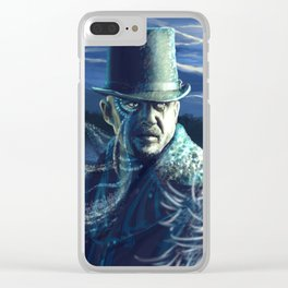 Voodoo tales Clear iPhone Case