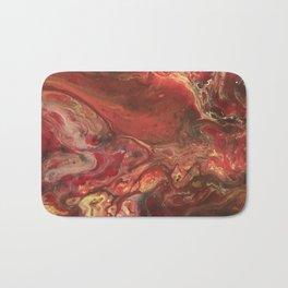 Acrylic Pour #42 Bath Mat