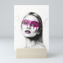 Her Power Within Mini Art Print