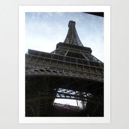 Le Tour Eifel Art Print
