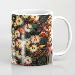 'Les Grandes Marguerites' - Flowers by Seraphine Louis Coffee Mug
