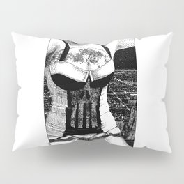 asc 373 - Jane la punisseuse (Punisher Jane) Pillow Sham
