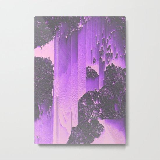 WOLFPACK Metal Print