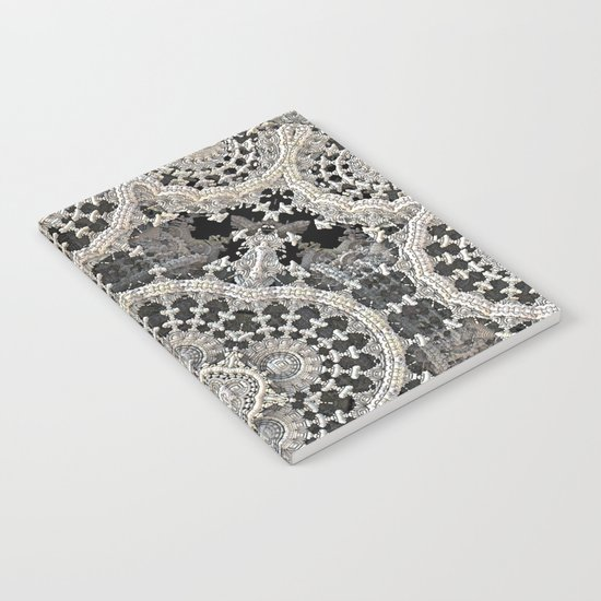 Old Lace Notebook