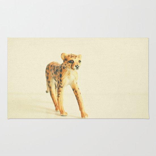 Catwalk Cheetah Rug