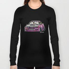 Crazy Car Art 0141 Long Sleeve T-shirt