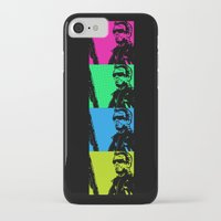 terminator iPhone & iPod Cases featuring Terminator by Bolin Cradley Art