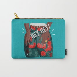 hey hey - girl power Carry-All Pouch