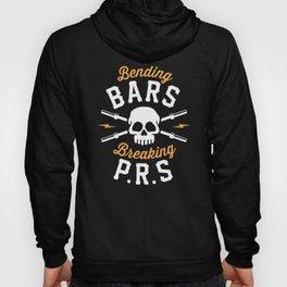 Bending Bars Breaking PRs Hoody