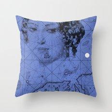 JR-1 Throw Pillow