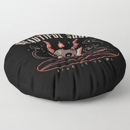 You Have a Beautiful Soul Floor Pillow