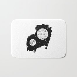 Nothing and everything Bath Mat