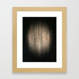 Composition XVII. Framed Art Print