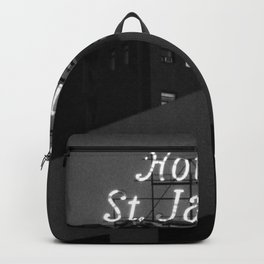 The Historic Hotel St. James Backpack