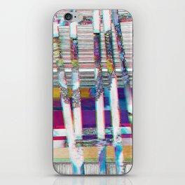 dust⁄l⁄i⁄n⁄e⁄s⁄jewels iPhone Skin