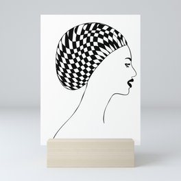 Fashion Illustration 324 Mini Art Print