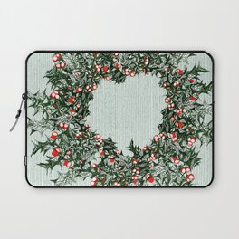 Ring of Holly Laptop Sleeve