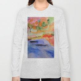 White River Fall Long Sleeve T-shirt