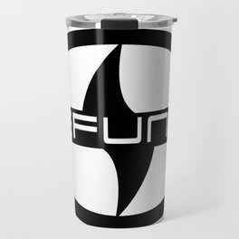 Defunct Travel Mug
