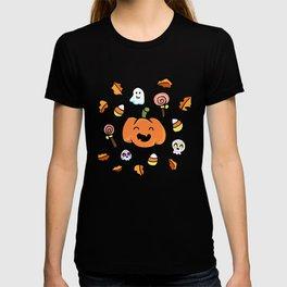 Halloween Doodles T-shirt