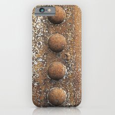 Rivet heaven iPhone 6s Slim Case