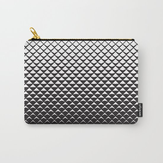 Fade to Grey Carry-All Pouch