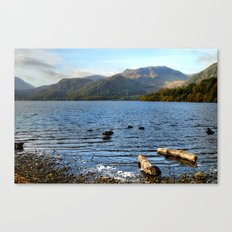 Autumn Ullswater Canvas Print
