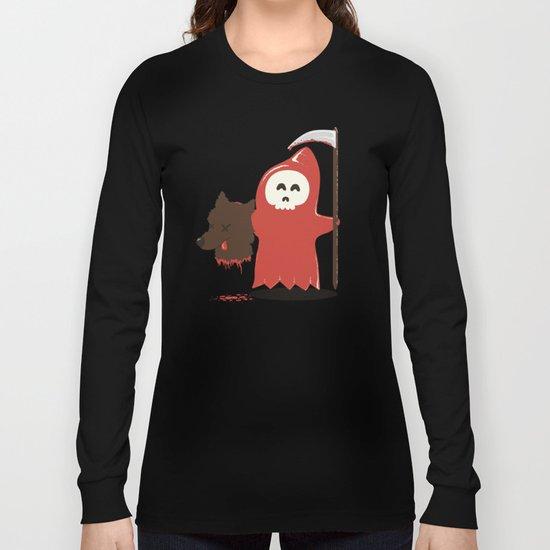 Little Death Riding Hood Long Sleeve T-shirt