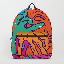 Color touch Backpack