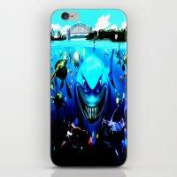 nemo iPhone & iPod Skins featuring nemo by Marwan Baghdadi