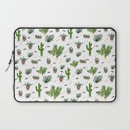 PLANTS ARE MY FRIENDS Laptop Sleeve