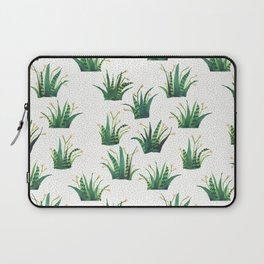 Field of Aloe Laptop Sleeve