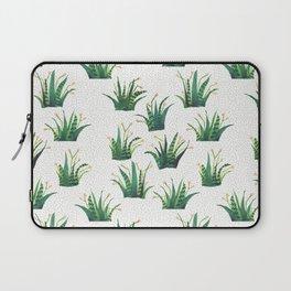 Field of Aloe Laptop Sleeve