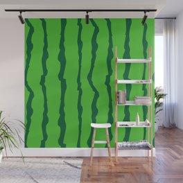 Crispy watermelon peel Wall Mural