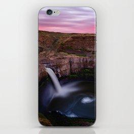 Palouse Falls iPhone Skin